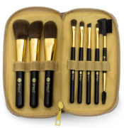 Basic Makeup Brush Set - Skin Fact - Handmade double brush