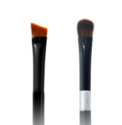 Twin Eye Brush 03 - Skin Fact - Handmade double brush