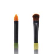 Twin Eye Brush 07 - Skinfact - Pincel duplo para maquilhagem de olhos