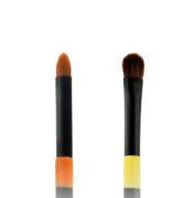Twin Eye Brush 10 - Skinfact - Pincel duplo para maquilhagem de olhos