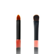 Twin Eye Brush 12 - Skin Fact - Handmade double brush